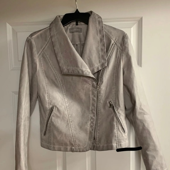 bagatelle Jackets & Blazers - Faux Leather Jacket. Brand new without tag.
